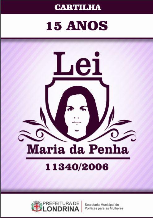 capa_cartilha_15anos_maria_penha